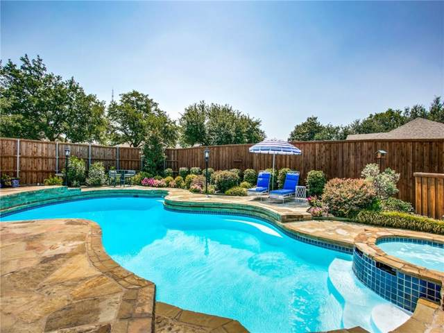 7338 Debbe Drive, Dallas, TX 75252 (MLS #14169273) :: The Mitchell Group