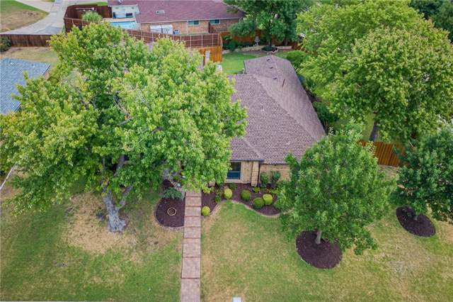 3202 Foxcreek Drive, Richardson, TX 75082 (MLS #14169287) :: Roberts Real Estate Group