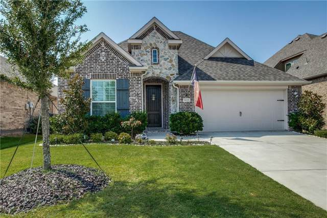 5625 Grove Cove Drive, Mckinney, TX 75071 (MLS #14169294) :: RE/MAX Landmark