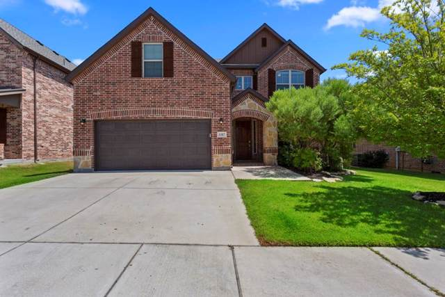 3317 Glen Crest Lane, Denton, TX 76208 (MLS #14169296) :: Team Tiller