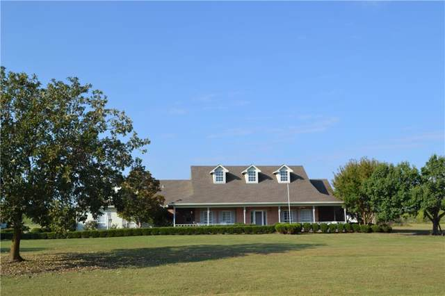 545 SE Grandview Drive, Corsicana, TX 75109 (MLS #14169333) :: The Chad Smith Team