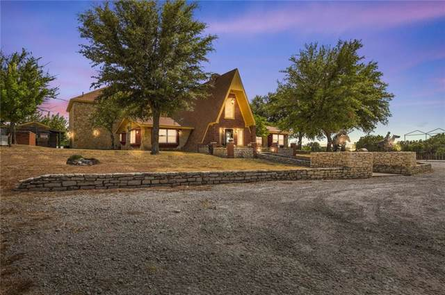 1020 Country Place Road, Weatherford, TX 76087 (MLS #14169334) :: Trinity Premier Properties