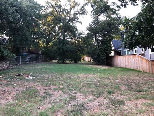 1005 Mayfield Street, Fort Worth, TX 76102 (MLS #14169339) :: Real Estate By Design