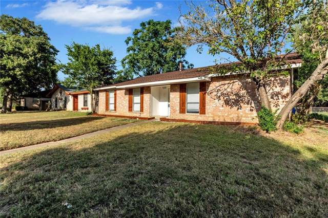 720 N Pleasant Woods Drive, Dallas, TX 75217 (MLS #14169340) :: Century 21 Judge Fite Company
