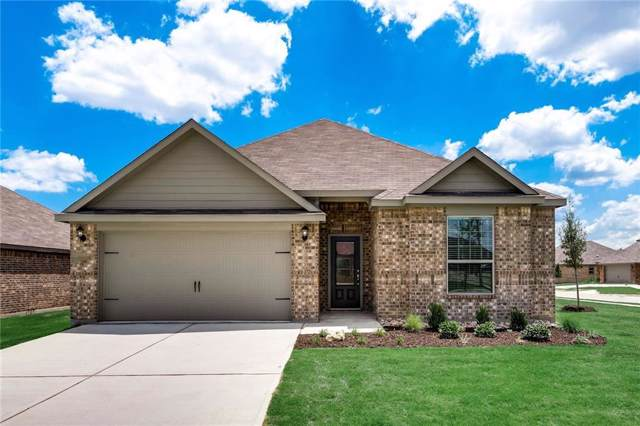1424 Mackinac Drive, Crowley, TX 76036 (MLS #14169342) :: The Mitchell Group