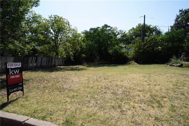 460 Cleveland Avenue, Fort Worth, TX 76104 (MLS #14169347) :: Real Estate By Design
