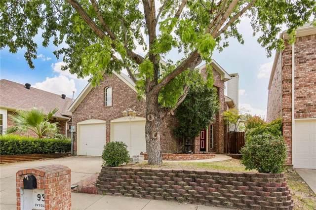 934 Ivyglen Court, Lewisville, TX 75067 (MLS #14169360) :: RE/MAX Landmark