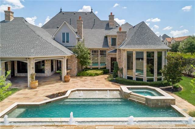 6919 Deloach Court, Frisco, TX 75034 (MLS #14169362) :: RE/MAX Landmark