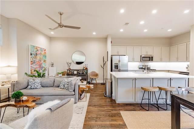 4690 Monarch Street #10, Dallas, TX 75204 (MLS #14169385) :: Van Poole Properties Group