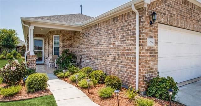 2961 Shore Shadows Lane, Frisco, TX 75036 (MLS #14169393) :: Van Poole Properties Group