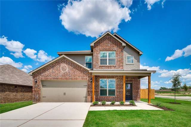 1720 Mackinac Drive, Crowley, TX 76036 (MLS #14169405) :: The Mitchell Group