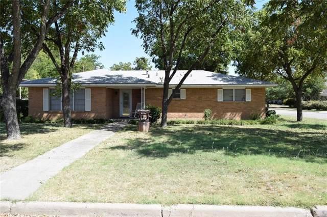 800 Galveston Street, Coleman, TX 76834 (MLS #14169409) :: Lynn Wilson with Keller Williams DFW/Southlake