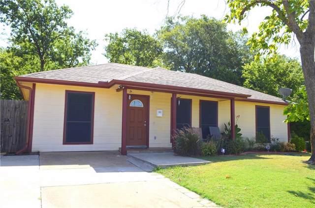 1005 Tuskegee Street, Grand Prairie, TX 75051 (MLS #14169410) :: The Hornburg Real Estate Group