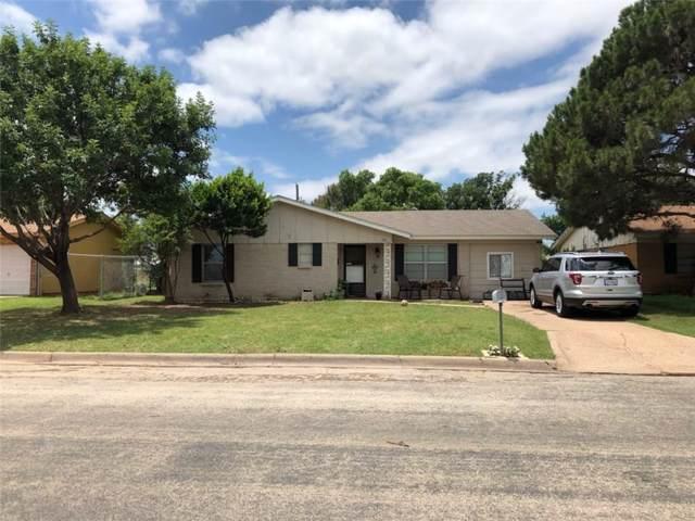 510 N San Jose Drive, Abilene, TX 79603 (MLS #14169412) :: The Paula Jones Team | RE/MAX of Abilene