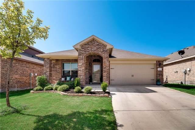 605 River Rock Drive, Azle, TX 76020 (MLS #14169414) :: Trinity Premier Properties