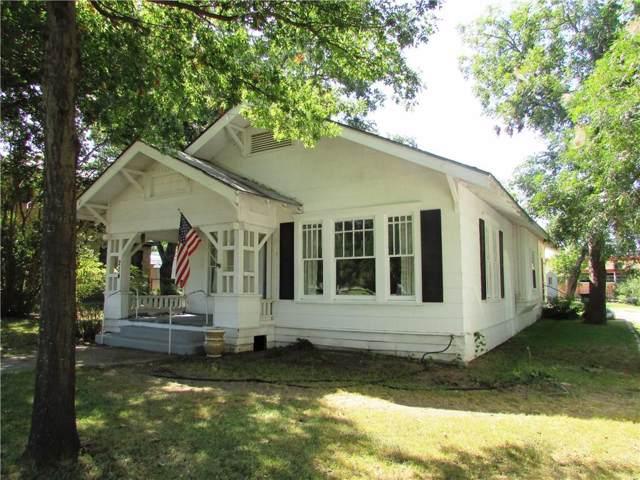 214 Hird Street, Gainesville, TX 76240 (MLS #14169424) :: Roberts Real Estate Group