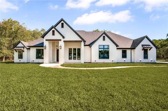 796 Boss Range Road, Justin, TX 76247 (MLS #14169454) :: Trinity Premier Properties