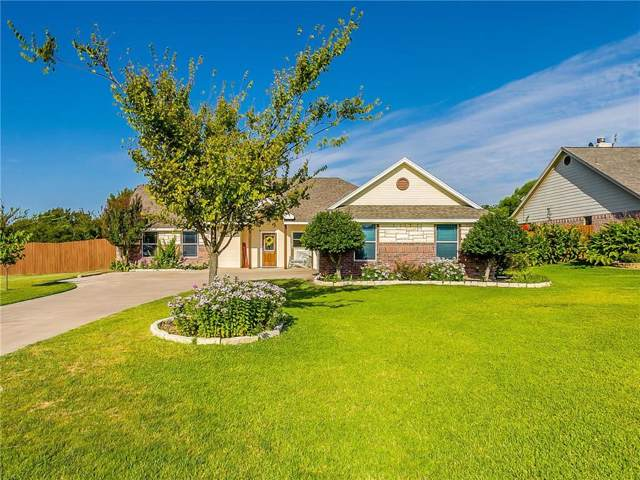 136 Sun Valley Lane, Weatherford, TX 76087 (MLS #14169455) :: The Paula Jones Team | RE/MAX of Abilene