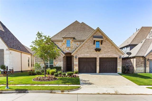3004 Little Mill, The Colony, TX 75056 (MLS #14169480) :: Vibrant Real Estate