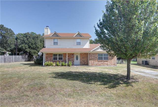 1636 Willow Wood Drive, Azle, TX 76020 (MLS #14169481) :: Real Estate By Design