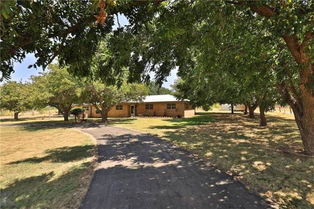 1633 Old Key Lane, Abilene, TX 79602 (MLS #14169482) :: The Paula Jones Team | RE/MAX of Abilene
