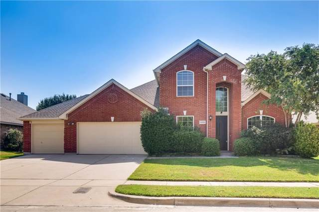 12008 Copper Creek Drive, Fort Worth, TX 76244 (MLS #14169509) :: Vibrant Real Estate