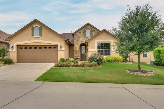 10009 Sandhurst Drive, Denton, TX 76207 (MLS #14169514) :: Real Estate By Design