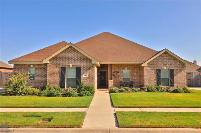702 Mossy Oak Drive, Abilene, TX 79602 (MLS #14169534) :: The Chad Smith Team