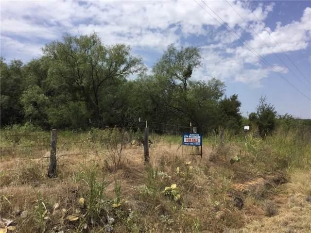 0 Willard Road, Olney, TX 76374 (MLS #14169539) :: Ann Carr Real Estate