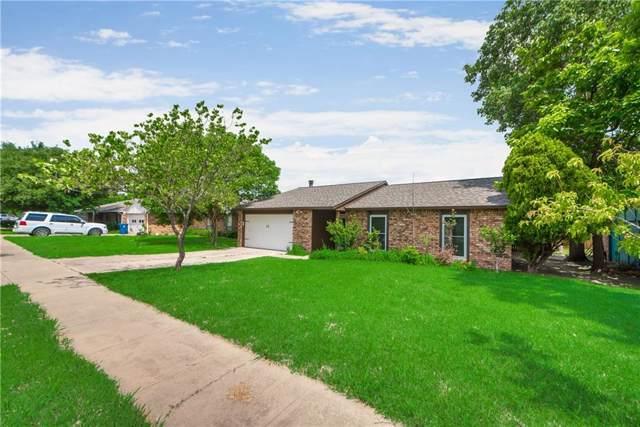 5333 Knox Drive, The Colony, TX 75056 (MLS #14169557) :: Kimberly Davis & Associates
