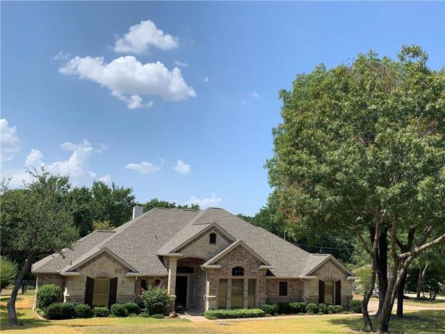 2309 Walter Smith Road, Azle, TX 76020 (MLS #14169561) :: Real Estate By Design