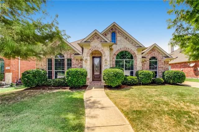 12621 Greenhaven Drive, Frisco, TX 75035 (MLS #14169562) :: The Good Home Team