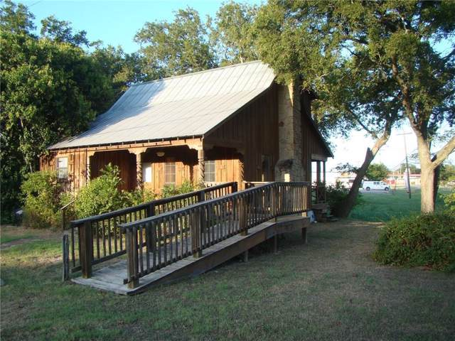 300 N Angelina Street, Whitney, TX 76692 (MLS #14169566) :: The Real Estate Station