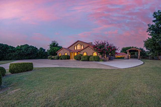 3185 Ridge Road, Rockwall, TX 75032 (MLS #14169567) :: The Real Estate Station