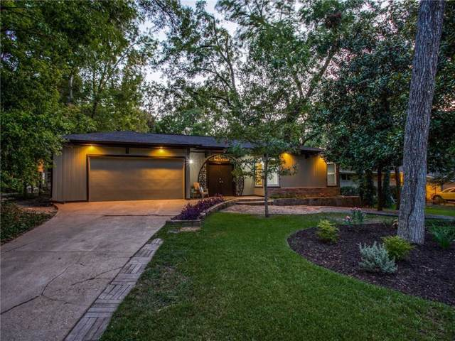 977 Sylvania Drive, Dallas, TX 75218 (MLS #14169577) :: The Real Estate Station