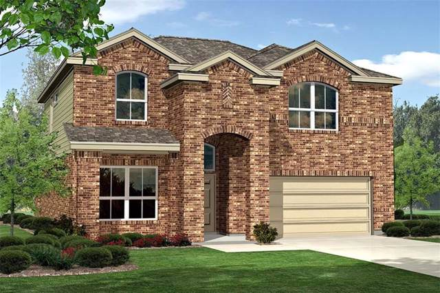 1100 Twin Brooks Lane, Fort Worth, TX 76177 (MLS #14169578) :: Real Estate By Design