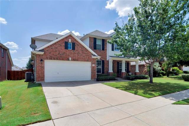 4008 Burwood Drive, Fort Worth, TX 76262 (MLS #14169579) :: The Real Estate Station