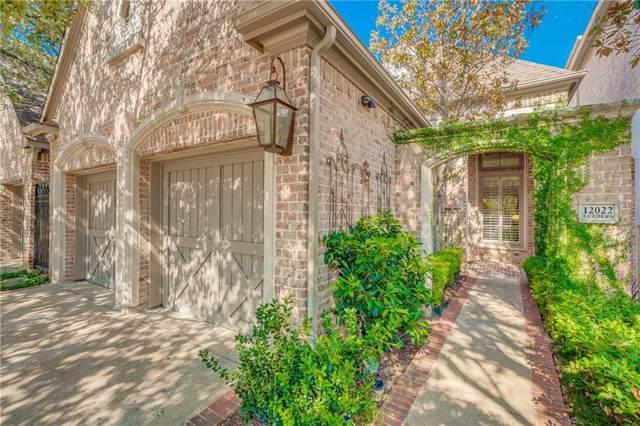 12022 Lueders Lane, Dallas, TX 75230 (MLS #14169587) :: Century 21 Judge Fite Company