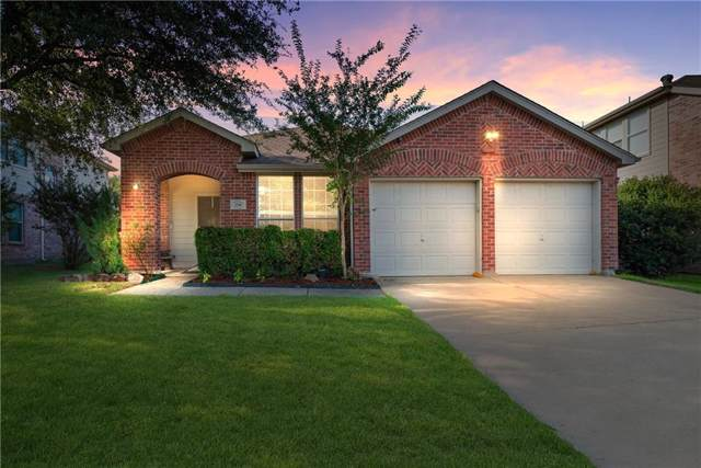 1216 Mockingbird Drive, Aubrey, TX 76227 (MLS #14169595) :: The Real Estate Station