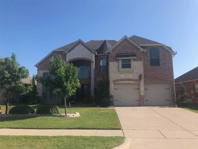 3047 Lakefield, Little Elm, TX 75068 (MLS #14169603) :: Real Estate By Design
