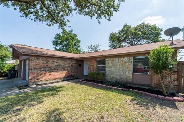 3826 Hillsdale Lane, Garland, TX 75042 (MLS #14169611) :: The Tierny Jordan Network