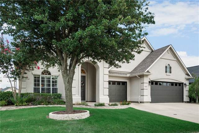 9509 Grandview Drive, Denton, TX 76207 (MLS #14169619) :: Team Tiller