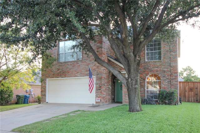 4917 Lansdale Drive, Flower Mound, TX 75028 (MLS #14169632) :: Lynn Wilson with Keller Williams DFW/Southlake