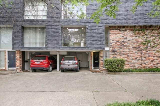 3629 Herschel Avenue C, Dallas, TX 75219 (MLS #14169648) :: Robinson Clay Team