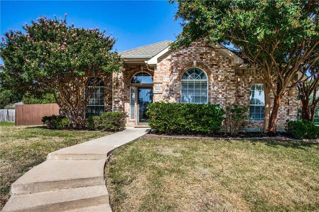 3202 Brentwood Drive, Mckinney, TX 75070 (MLS #14169663) :: Ann Carr Real Estate