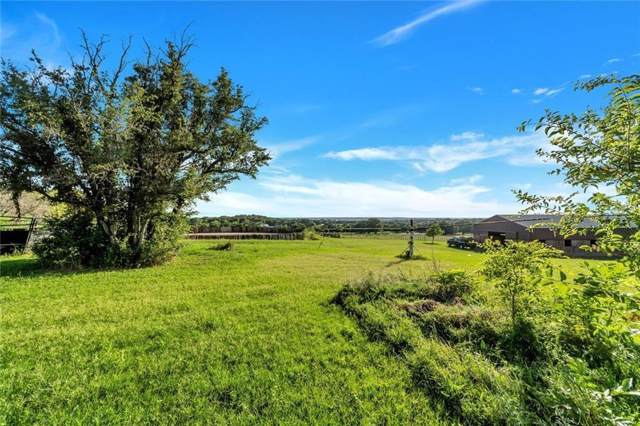 744B Lands Way Road, Weatherford, TX 76087 (MLS #14169665) :: The Mitchell Group
