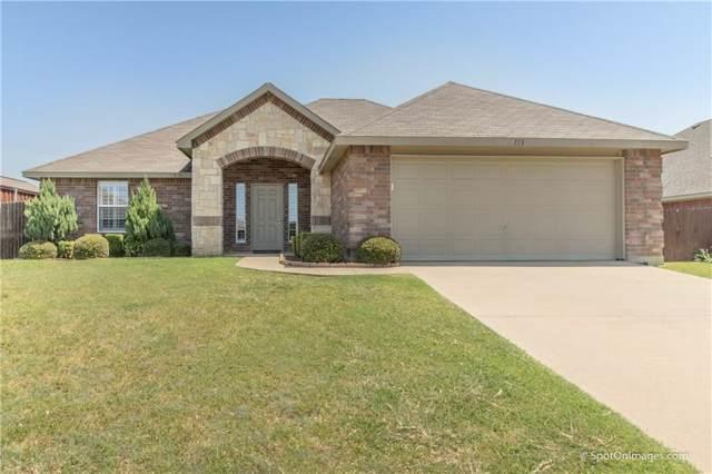 713 Countryside Drive, Aubrey, TX 76227 (MLS #14169670) :: RE/MAX Pinnacle Group REALTORS