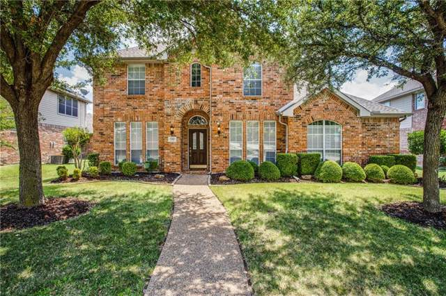 3312 Duval Drive, Plano, TX 75025 (MLS #14169682) :: Vibrant Real Estate