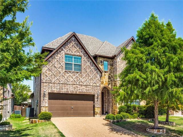5604 Green Moss Hill, Mckinney, TX 75071 (MLS #14169684) :: The Rhodes Team