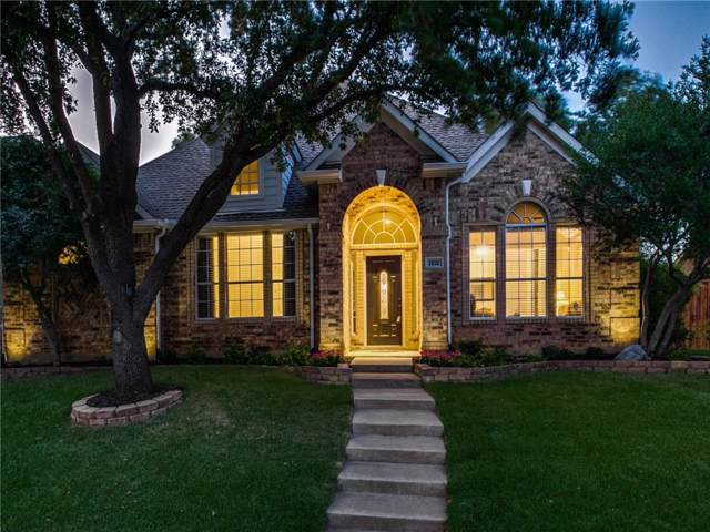 1612 Shadywood Lane, Flower Mound, TX 75028 (MLS #14169691) :: Team Tiller